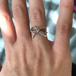 Tiffany & Co Bow Ring